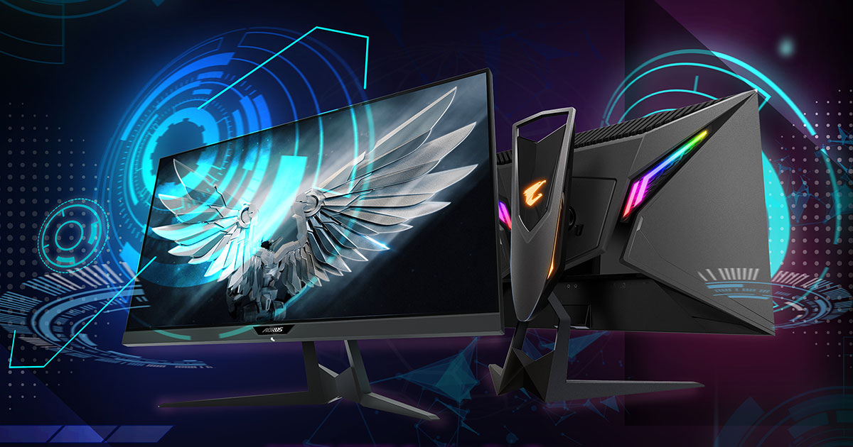 Top 3 Features of the Aorus FI27Q-P: HBR 3, BLACK EQUALIZER 2.0, ANC2.0